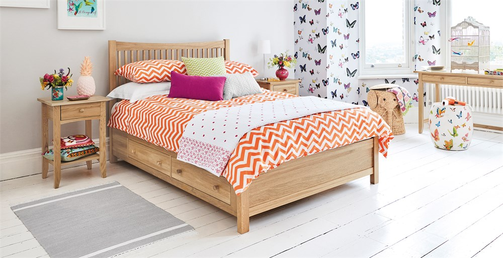 Marblehead Childrens Storage Bed